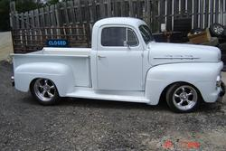 Southern-Truck can restore your Ford Truck with rust free used Ford truck parts.
