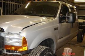 Ford Superduty Restoration