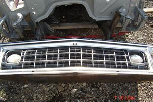 Southern Truck has a OEM Jeep Wagoneer Grille for sale.