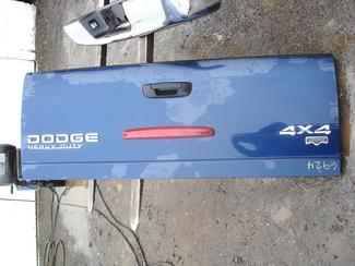 Dodge Dually Tailgate on 1994 Dodge Dakota Truck