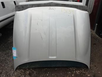 02-05 JEEP LIBERTY HOOD FROM MICHIGAN. GOOD CONDITION, DEEP SCRATCHES, NO RUST. #13139