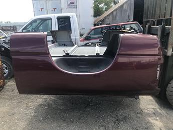 2002 2003 2004 2005 2006 2007 2008 2009 DODGE SHORT BOX BED. RH- GREAT, SHALLOW DING BY TAILLIGHT. LH- GOOD, DENT ON VERY LOWER UNDER GAS DOOR. RUST FREE. #14830