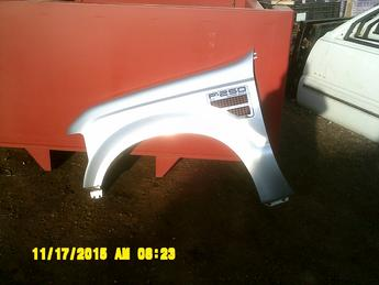 2011 2012 2013 2014 2015 Ford Superduty drivers side front fender.  Excellent condition.  Inventory #12638.