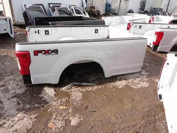 2017 2018 FORD SUPER DUTY LONG BOX NEW TAKE OFF BED #13697