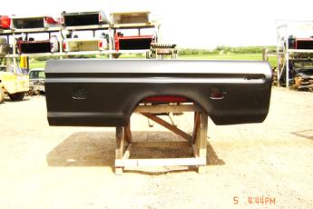 1973 1974 1975 1976 1977 1978 1979 Ford Longbox with Texas rust free floor, header & inners with new aftermarket boxsides.