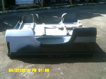 1983 1984 1985 1986 1987 1988 1989 1990 1991 1992 FORD RANGER SHORT BOX. LEFT SIDE- WE BUMPED AND PRIMED THE DENTED CORNER. RIGHT SIDE- HAS OLD BODY WORK. INVENTORY #6655
