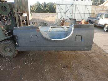 1987 1988 1989 1990 1991 1992 1993 1994 1995 1996 1997 FORD SHORT BOX TRUCK BED.