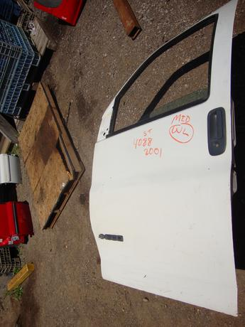 1996 1997 1998 1999 2000 2001 2002 Chevrolet Express Van manual door complete with glass & hardware.  Door has a couple of dents in the center, some light scratches.  Reference inventory #11080 when inquiring.