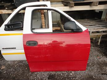 1997 1998 1999 2000 2001 2002 2003 FORD F150 PASSENGER DOOR. GREAT CONDITION. #13722