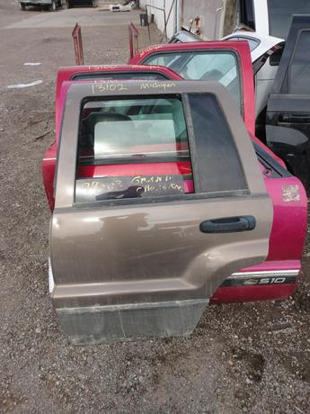 1999 2000 2001 2002 2003 JEEP CHEROKEE DOOR