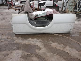 1999 2000 2001 2002 2003 2004 2005 2006 2007 2008 2009 2010 FORD SUPER DUTY LONG BOX. ROUGH CONDITION; LEFT SIDE- SOME DINGS AND A BENT CORNER. RIGHT SIDE- BOTTOM LOWER BY THE TAILLIGHT IS BANGED UP. LITTLE BIT OF SURFACE RUST, SCUFFS AND SCRATCHES THROUGHOUT. #13670