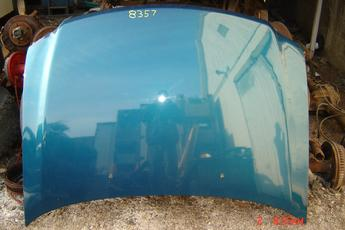1997 1998 1999 2000 2001 2002 2003 Ford F150 Hood. Good condition, no dents, minor scratches in paint, $150.
