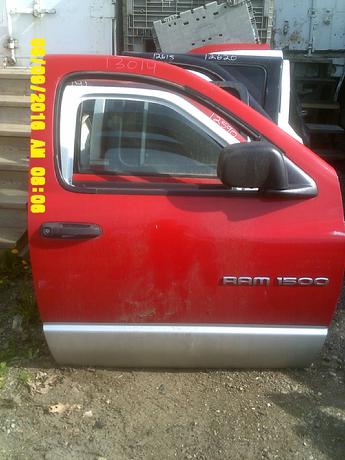 2003 2004 2005 2006 2007 2008 2009 DODGE RAM DOOR. EXCELLENT CONDITION, LIGHT SCRATCHES THROUGHOUT INVENTORY #13014