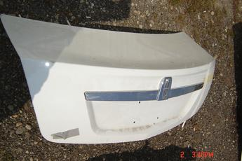 2006 2007 2008 Ford Lincoln MKS Trunk Lid.