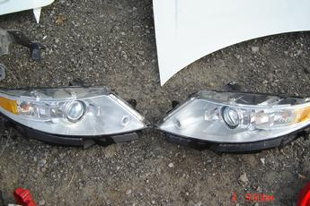 2006 2007 2008 Ford Lincoln MKS High Intensity Headlight Assembly.  Left & Right sides available.