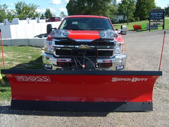 S.T.E. is your boss dealer and snow & ice removal store. New and used snowblades.