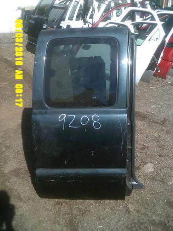 1999 2000 2001 2002 2003 2004 2005 2006 CHEVROLET QUAD CAB DOOR RIGHT REAR DOOR. FAIR CONDITION, SOME DENTS AND SCRATCHING. THE INTERIOR IS VERY GOOD-FULL PANEL. MIGHT HAVE BEEN TWEAKED. INVENTORY#9208