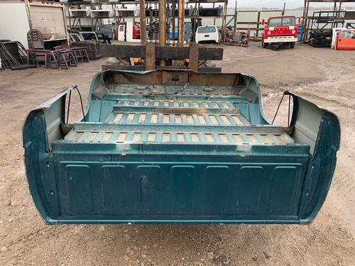 1988 1989 1990 1991 1992 1993 1994 1995 1996 1997 1998 CHEVY SHORT BED. GREAT CONDITION BESIDES BAD PAINT AND A DENT ON THE LEFT REAR LOWER. RUST FREE. #13466
